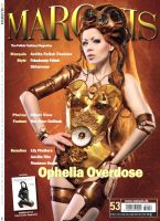 Cover Marquis No.53 by Ophelia-Overdose
