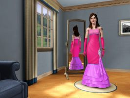 the sims3 style by AlextheHedgeBat
