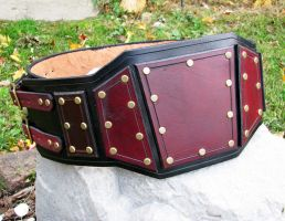 Commission Belt by Dmitriwolf
