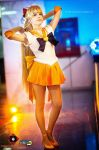 Super Sailor Venus - Sailor Moon Super S. Cosplay by Bara-Rose