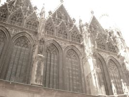 Stephansdom. by maggiejanee