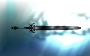 Sword Model 2 by Viscocent