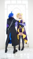 KatsuCon: Shugo Siblings by burloire