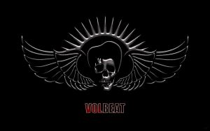 Volbeat Wallpaper by fear229