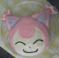 Skitty Cake by THWT
