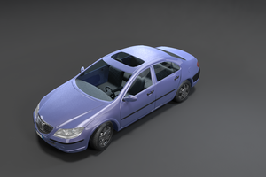 Final 3D Ford Acura by Kromlec