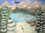 Mountains Landscape by BurzaCk