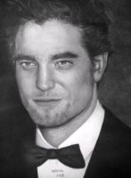 Robert Pattinson by Milena2011