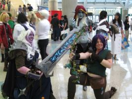 WoW Group Ax 2011 by MidnightLiger0