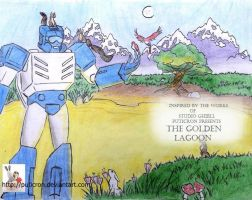 transformers: the golden lagoon by puticron