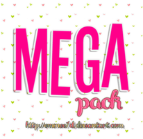 Mega Pack by Eminee1D