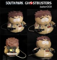 South Park Ghostbusters Cartman by Baker009