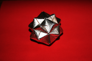 Shiny origami. by MuggleHater