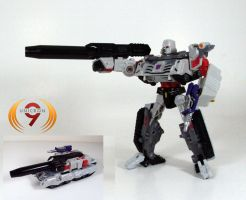 More like Megatron by Unicron9