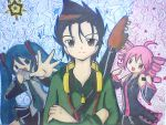 Tristan and the Vocaloids by MarionetteJ2X