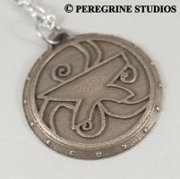 Amulet of Zenithar (Stainless Steel) by PeregrineStudios