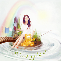 5/1 Wallpaper YoonA Request by @Bunny by BunnyLuvU
