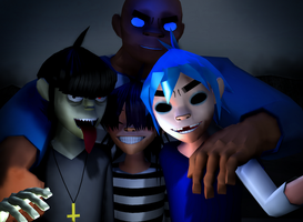 Storming MMD by TrixiCat