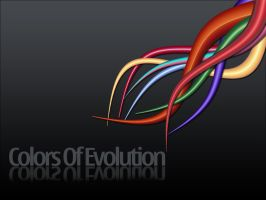 Colors Of Evolution by TheAlessandro