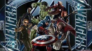 The Avengers HD Wallpaper by Timetravel6000v2