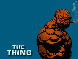 THING WALLPAPER by chungusamongus
