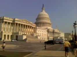 US Capitol 2 by redmustang03