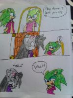 Scourge At It Again Comic by RoninHunt0987