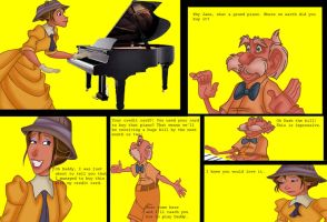 Request 165: The Grand Piano Hour by Disneycow82