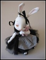 miffy chan's new dress by Geeky-Me