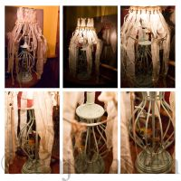 diy final lamp by AnjaMillen
