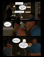 The Spy Who Grabbed Me (Thanksgiving) Page 7 by Blu-Scout18