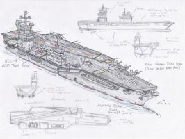 Callentine Aircraft Carrier by contrail09