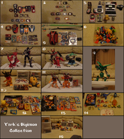 My Digimon Collection by Yark-Wark