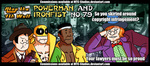 AT4W: Powerman and Iron Fist no. 79 by MTC-Studio