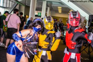 PAX East 2014 - Mortal Kombat(EDIT) by VideoGameStupid