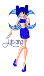 Luciana Winx by pandalover68