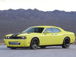 Dodge Challenger 4 Door by Car-Mad-Mike