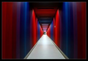 tunnel II by LordSaddler