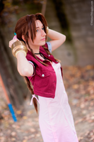 Final Fantasy VII - Aerith by AerithStrife90