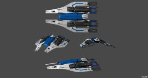 Jack Harper Ship (Originally Williams Ship) by nach77