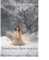 Evanescence-'Even in Death' by EVFanKayda1020