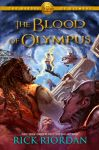 The Blood of Olympus Official Cover by Diamond-Arrow
