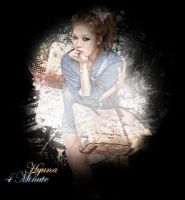 4 Minute: HYUNA by MsSimple