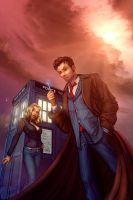 Doctor Who_COLOR by vest