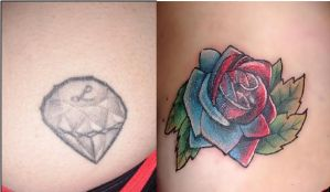 rose A cover by kama-tattoo