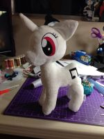 My Little Pony - Vinyl Scratch progress picture by Kitamon