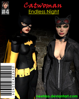Catwoman EN4 Cover 1 by neehko