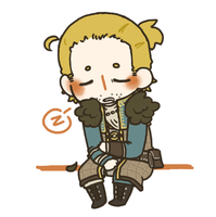 Sleepy Anders by jamknight