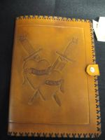 True Love Journal Cover by FattDaddyLeather