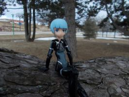 Fubuki in the Park by AF1987
